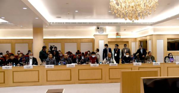 Modi government-farmers meeting ends; Next round of talks likely on January 15