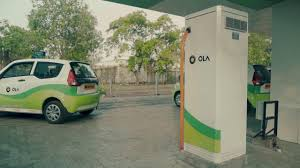 Ola partners with Siemens for EV manufacturing facility