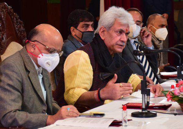 Jammu and Kashmir announces new industrial development scheme worth Rs 28,400 crore