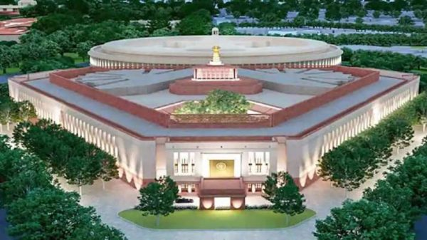 Central Vista project: Construction work of new Parliament building begins