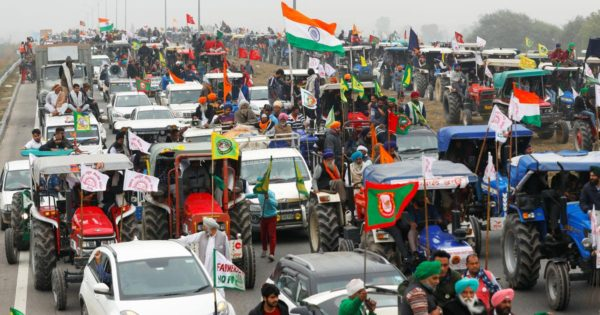 Proposed tractor rally on January 26: It's law & order matter, says Supreme Court on plea for injunction against it