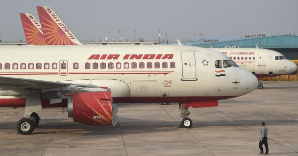 Air India disinvestment to be completed in 2021-22; Rs 3,224 crore allotted to aviation ministry
