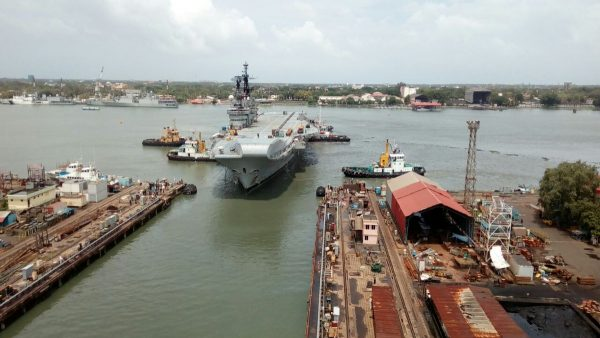 Cochin Shipyard bags Rs 10,000-crore Indian Navy order for six missile vessels