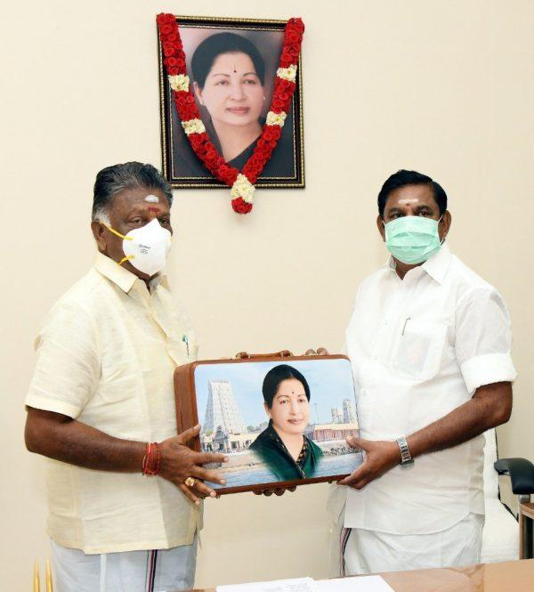 AIADMK government presents interim budget ahead of Tamil Nadu assembly polls