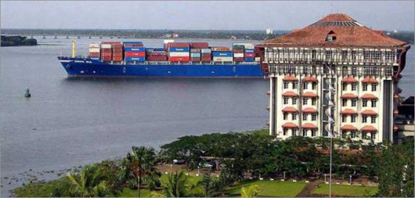 Cochin Port to sign MoUs worth Rs 2,825 crore at Maritime India Summit 2021