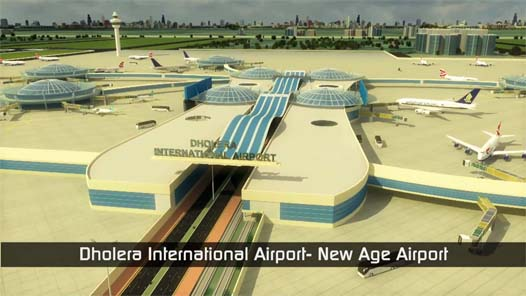AAI issues tenders for construction of 1st phase of Dholera airport in Gujarat