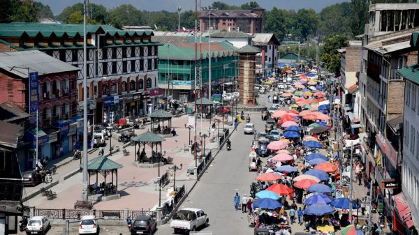 Parliament approves Jammu and Kashmir reorganisation amendment bill