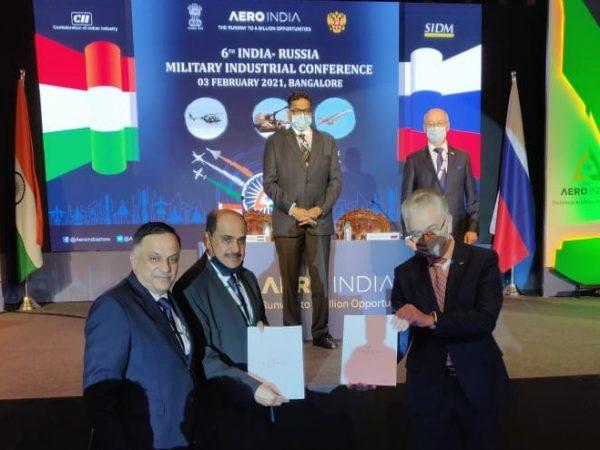RAC MiG joins hands with Aviatech Enterprises