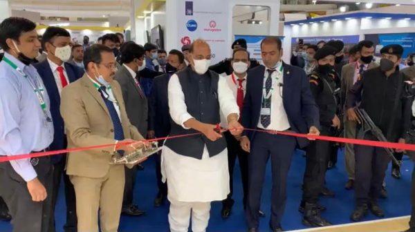 Rajnath Singh inaugurates Dassault Systèmes showcase at Aero India
