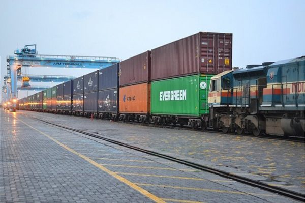 Indian Railways freight revenue surges to Rs 98,000 crore