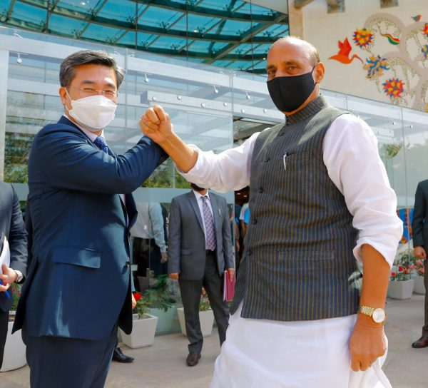 India, South Korea agree on joint production, export of military hardware