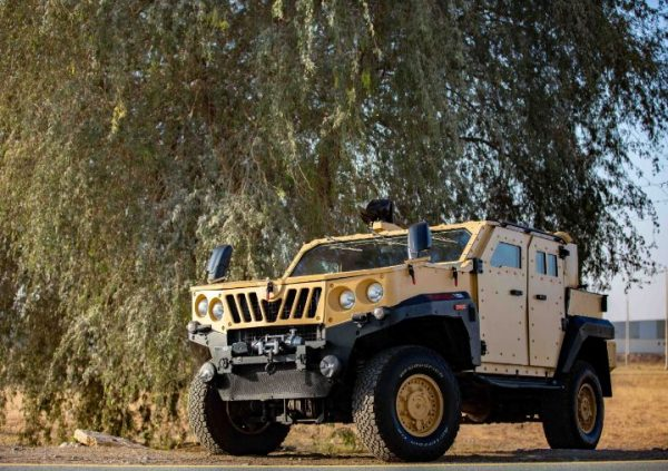 Mahindra signs contract with Ministry of Defence to supply 1,300 light specialist vehicles to Indian Army