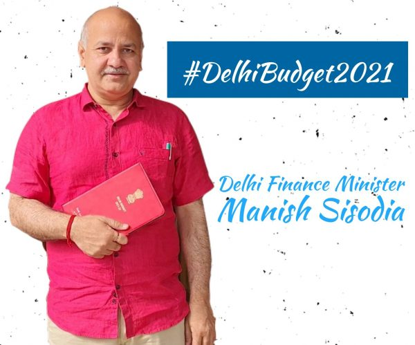 Delhi government presents Rs 69,000 crore budget for FY 2021-22