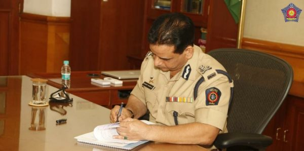 Hemant Nagrale takes charge as Commissioner of Mumbai Police