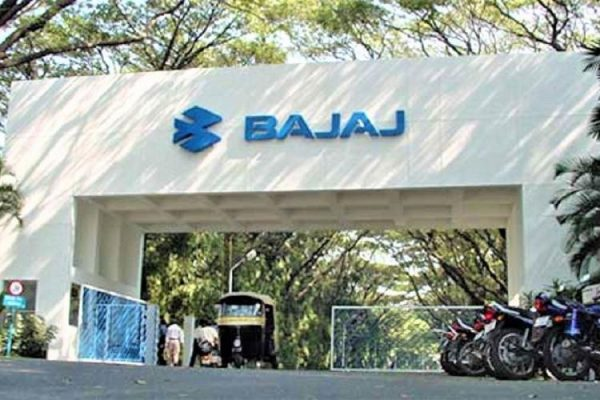 Bajaj Auto reports sale of 3,69,448 units in March