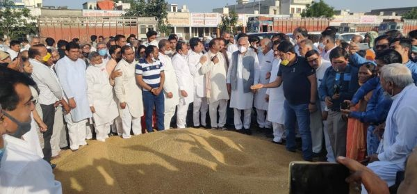 Haryana government's claims over crop procurement hollow: Bhupinder Singh Hooda