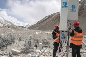 China opens 5G station at world's highest radar location near Tibet border