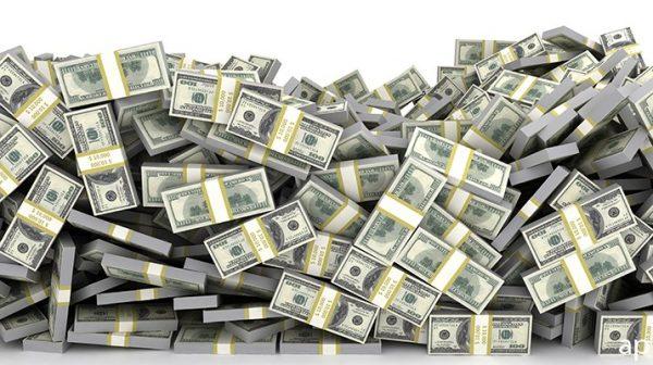 Forex reserves surge by USD 4.34 billion to USD 581.21 billion