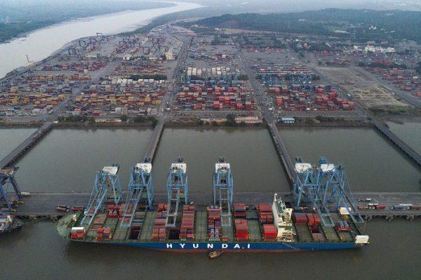 Jawaharlal Nehru Port Trust handled 4.7 million TEUs container traffic in FY21