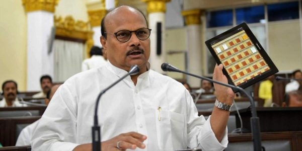 TDP demands White Paper from Andhra Pradesh government