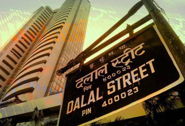 Sensex sheds 155 points; Nifty slips below 14,850