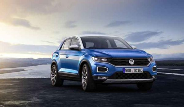 Volkswagen starts bookings for SUV T-Roc in India priced at Rs 21.35 lakh