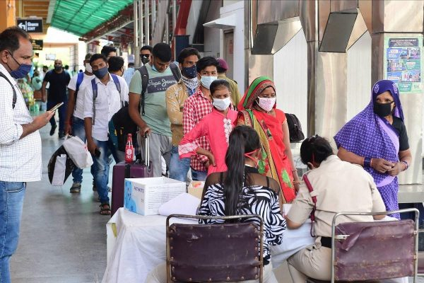 India reports biggest single-day spike with 360,960 fresh Covid-19 cases