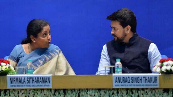 Indian Chamber requests Sitharaman for relief measures for trade, industry