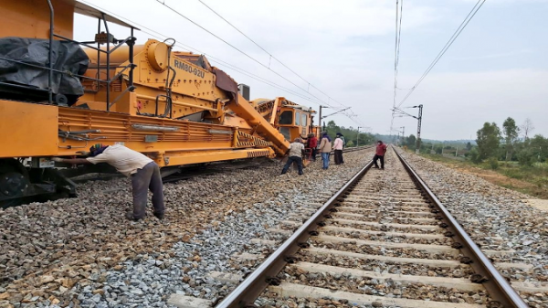 Supreme Court panel against rail double-tracking project in Goa