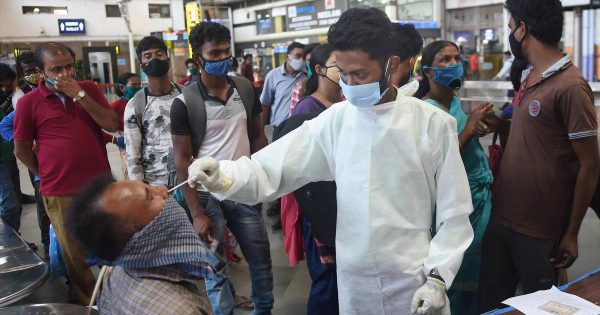 India crosses a grim milestone of 4 lakh Covid-19 cases daily with over 3500 deaths