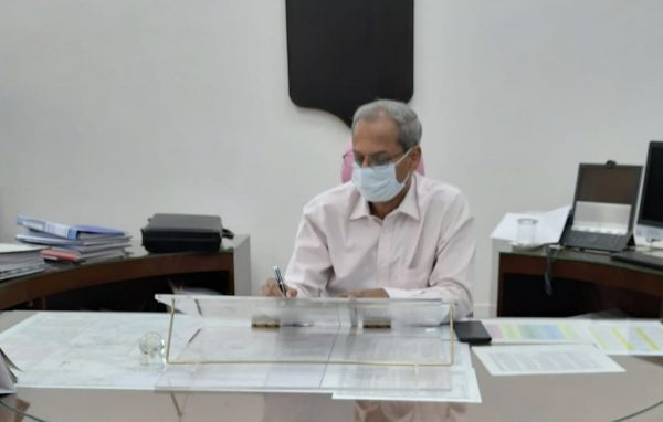 Sanjay Kumar Mohanty takes over the charge of new Member of Railway Board