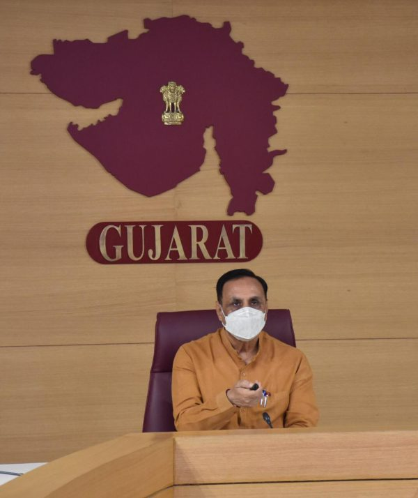 Gujarat Chief Minister launches projects worth over Rs 500 crore