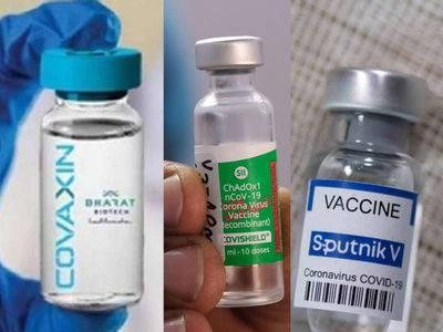 Covid 19 vaccine price:Private hospitals can charge a maximum of Rs 780 for Covishield, Rs 1,410 for Covaxin, and  Rs 1,145 for Sputnik V