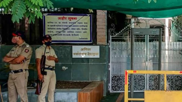 ED raids Anil Deshmukh; Sharad Pawar, Maharashtra Vikas Aghadi slam BJP, Modi government
