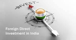 FDI in April up 60 per cent to USD 4.44 billion