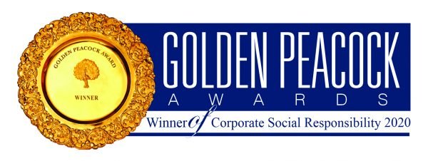 Mindtree foundation wins the 2020 golden peacock award for CSR