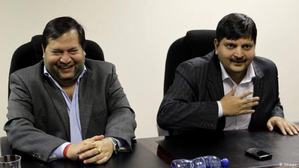 South African court freezes assets of Gupta family and associate
