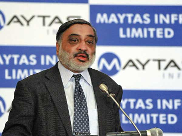EOW arrests former IL&FS chairman Ravi Parthasarathy