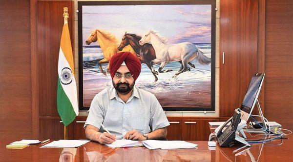 SS Sandhu replaces Pushkar Singh Dhami as Uttarakhand chief secretary