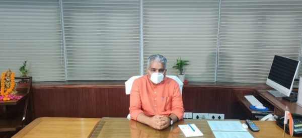 Bhupender Yadav takes charge as Minister of Environment, Forest and Climate Change