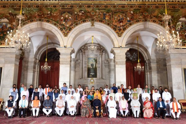 Narendra Modi's New Cabinet: Who get's what – Full List