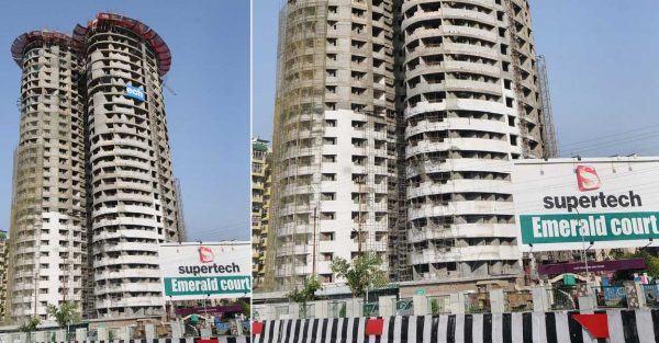 Supreme Court directs demolition of Supertech Emerald's twin 40-storey towers in 3 months