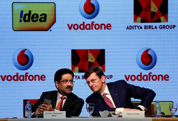 Kumar Mangalam Birla tells government he is willing to give up promoter stake in Vodafone Idea