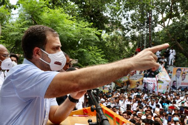 'Modi government in process of selling India's crown jewels,' says Rahul Gandhi on NMP