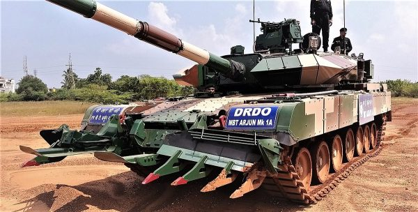 Indian Army to procure 118 Arjun Mk-1A Main Battle Tanks for Rs 7,523 crore