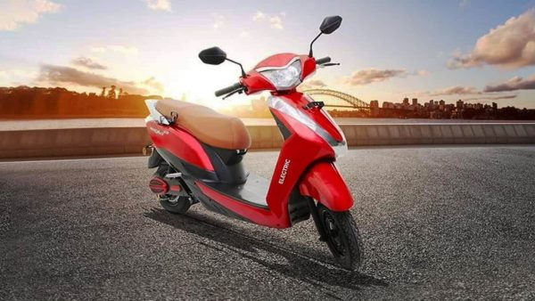 Ampere Electric launches electric scooter Magnus EX at Rs 68,999