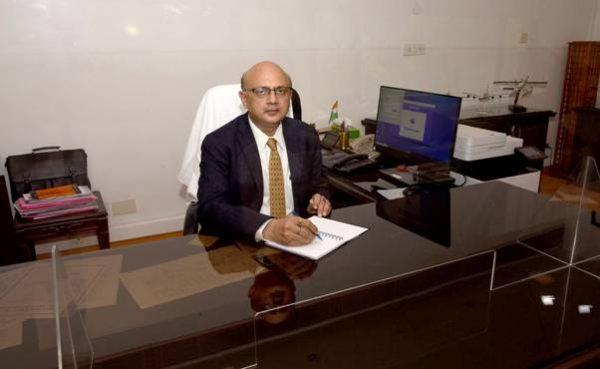 Rajiv Bansal takes charge as Civil Aviation Secretary