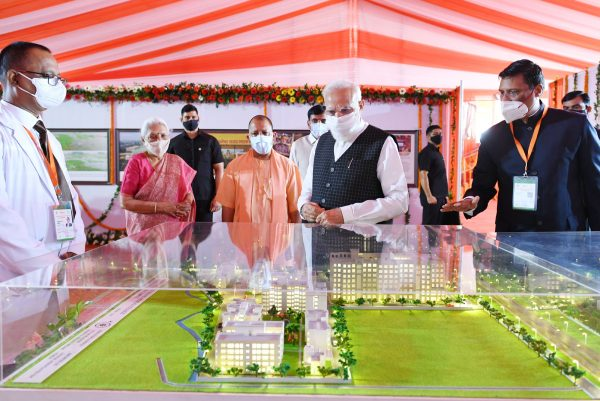 Narendra Modi inaugurates 9 Medical Colleges in Uttar Pradesh